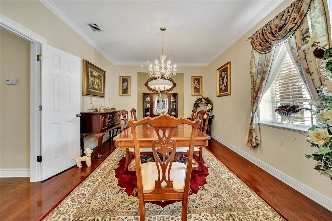 Formal Dining Room - Single Family Home for sale at 10230 Sw County Road 769, Arcadia, FL 34269 - MLS Number is C7437596
