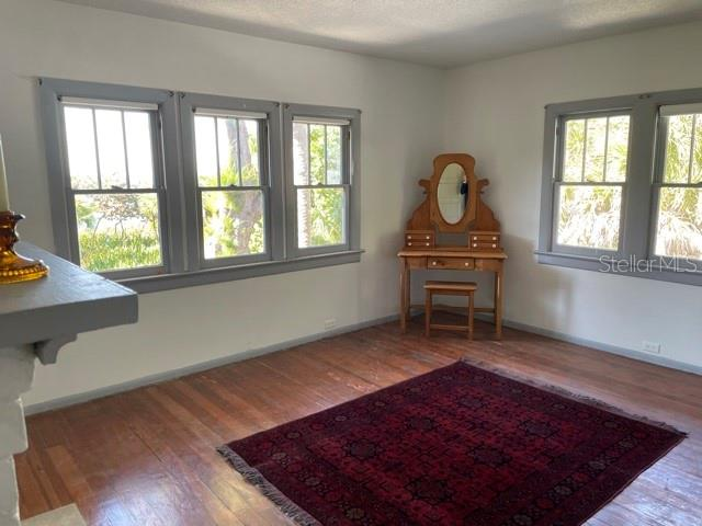 Second floor bedroom has west and south windows. - Vacant Land for sale at 608 N Casey Key Rd, Osprey, FL 34229 - MLS Number is A4127758