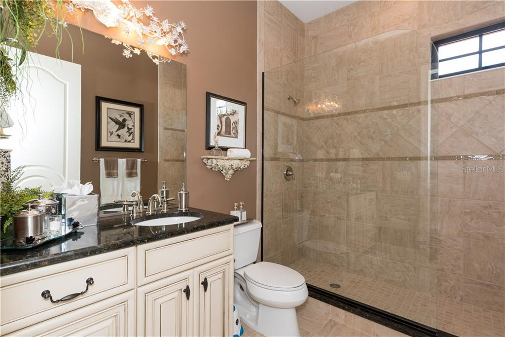 Upstairs Bathroom - Single Family Home for sale at 1620 Assisi Dr #19, Sarasota, FL 34231 - MLS Number is A4163976