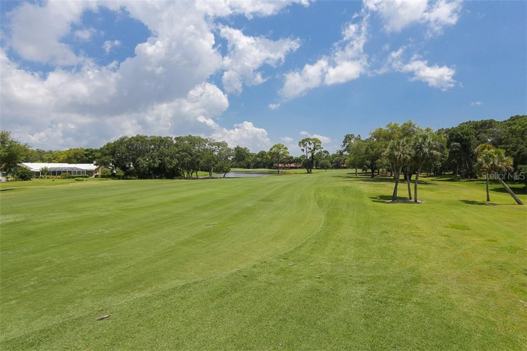 Golf course fairway - Condo for sale at 7631 Fairway Woods Dr #601, Sarasota, FL 34238 - MLS Number is A4168292