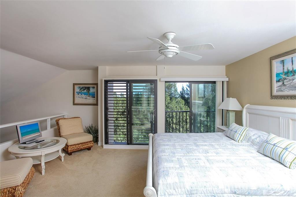 2nd level Master suite - Condo for sale at 4900 Ocean Blvd #503, Sarasota, FL 34242 - MLS Number is A4171070