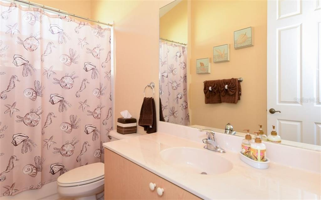 2nd Bathroom - Single Family Home for sale at 6531 38th Ln E, Sarasota, FL 34243 - MLS Number is A4174191
