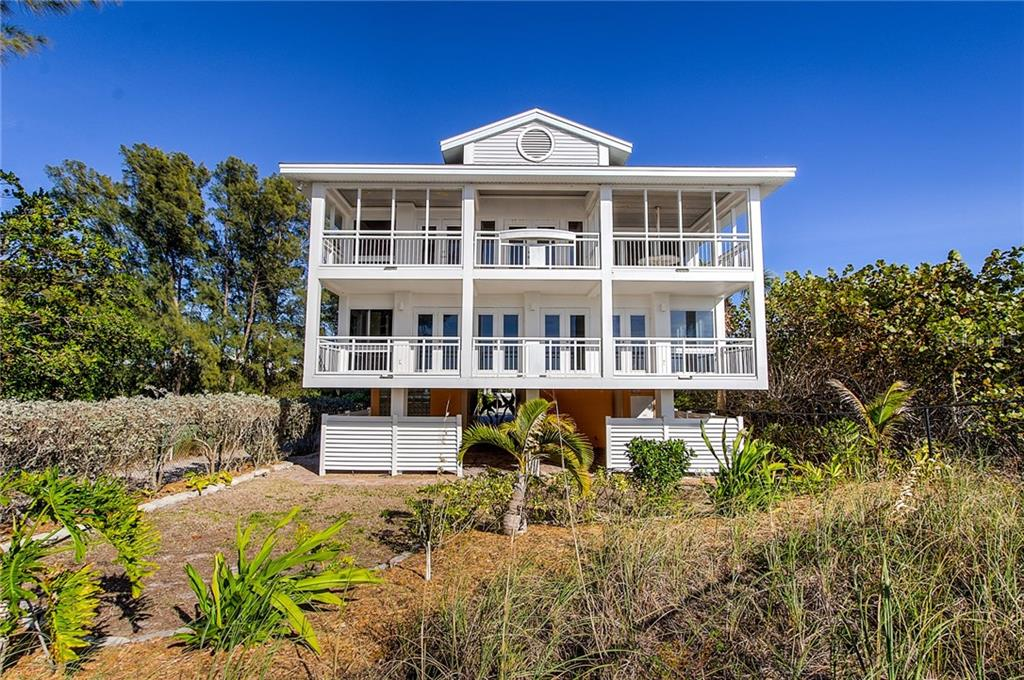 Home Beach Side - Single Family Home for sale at 811 N Shore Dr, Anna Maria, FL 34216 - MLS Number is A4178184