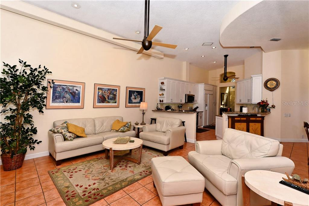 Family Room - Single Family Home for sale at 602 Weston Pointe Ct, Longboat Key, FL 34228 - MLS Number is A4178531