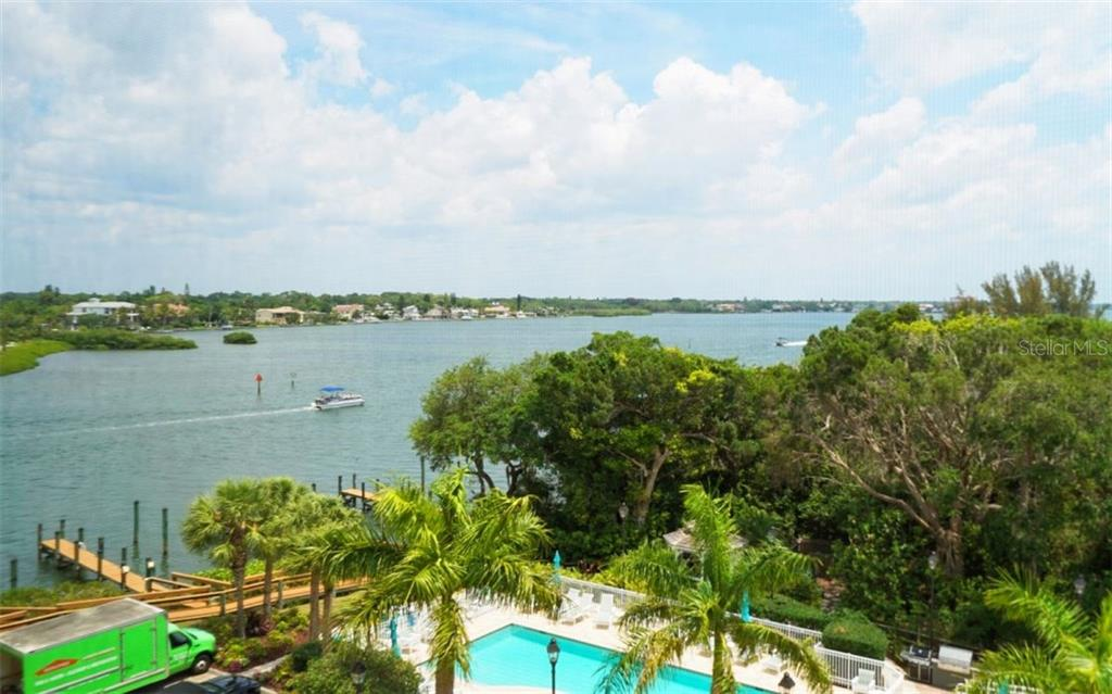 Gorgeous Intracoastal Waterway views - Condo for sale at 1310 Old Stickney Point Rd #e53, Sarasota, FL 34242 - MLS Number is A4186018