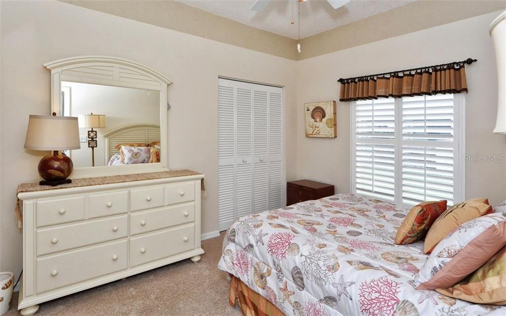 Guest room - Single Family Home for sale at 4121 Via Mirada, Sarasota, FL 34238 - MLS Number is A4186485