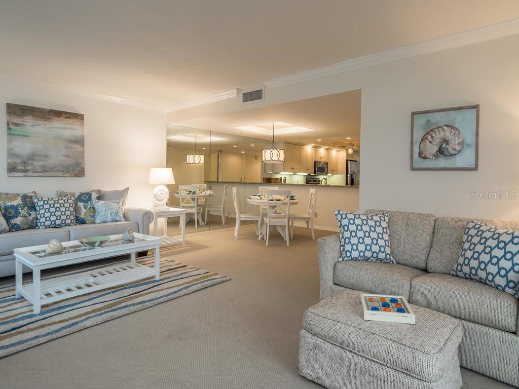 Condo for sale at 5780 Midnight Pass Rd #307, Sarasota, FL 34242 - MLS Number is A4188899