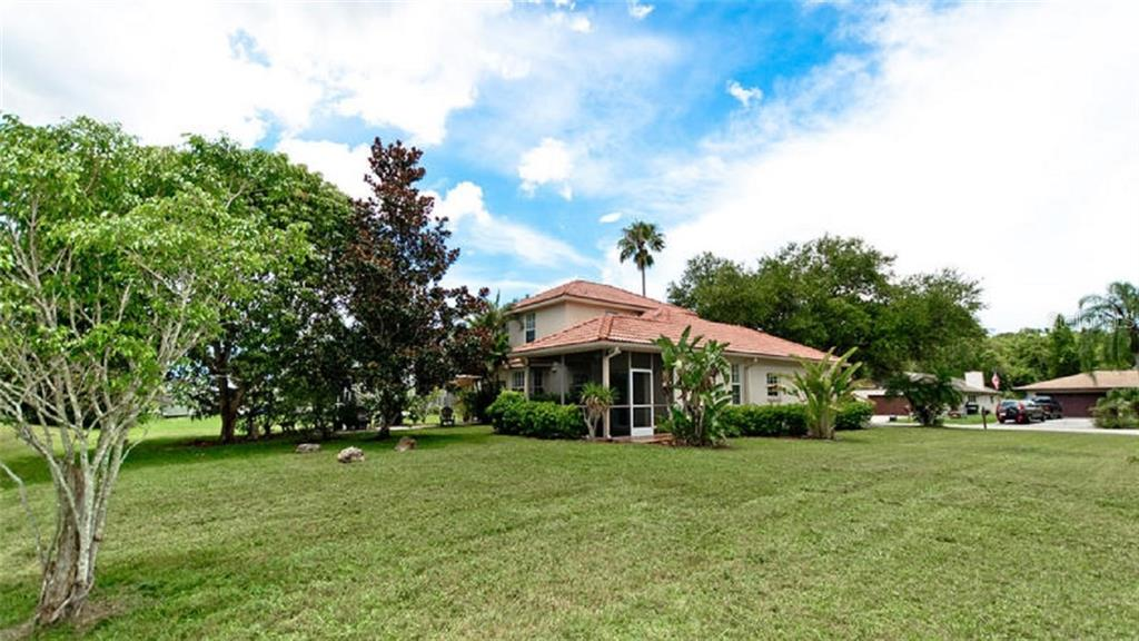 Double lot!  Plenty of room for a pool. - Single Family Home for sale at 120 Whispering Oaks Ct, Sarasota, FL 34232 - MLS Number is A4188906