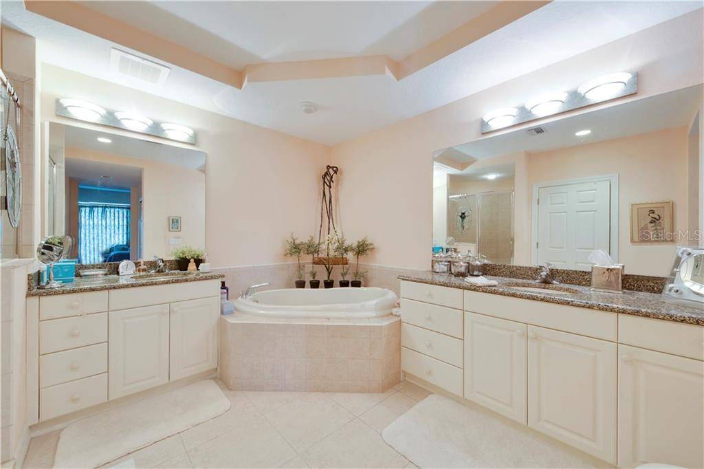 Master Bath - Condo for sale at 5531 Cannes Cir #306, Sarasota, FL 34231 - MLS Number is A4196722