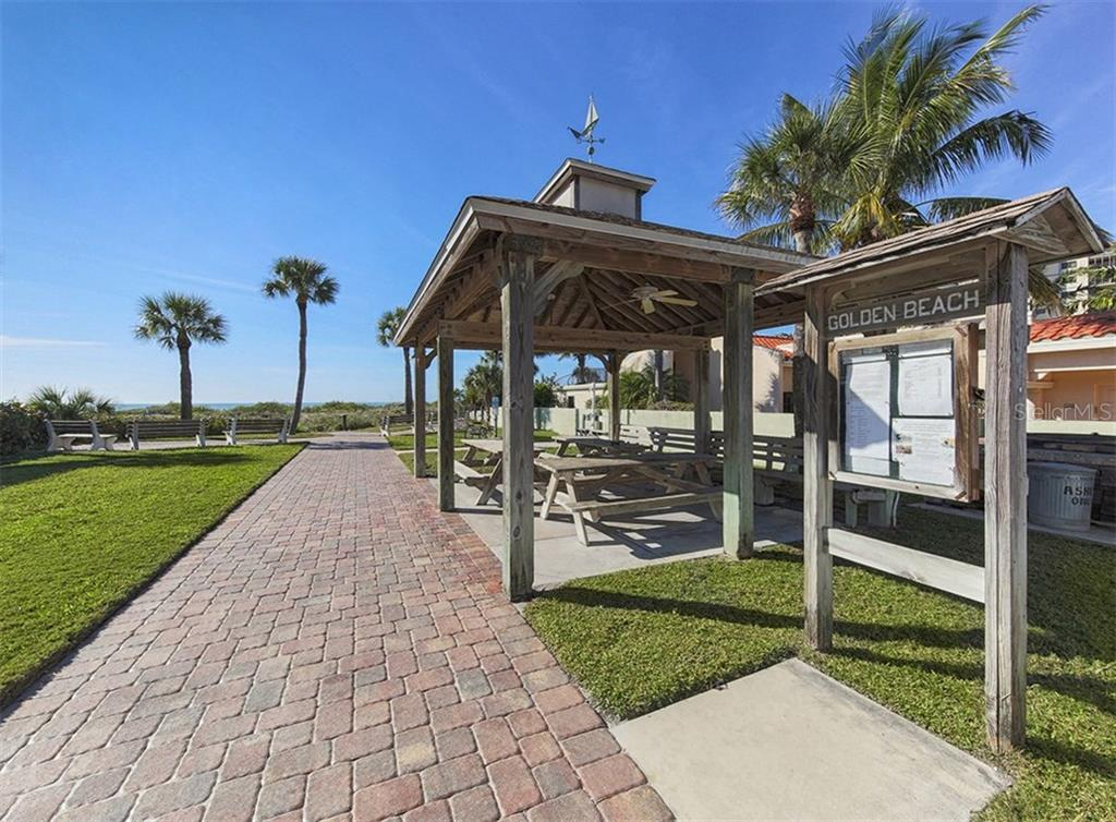 Beach access to Golden Beach - Single Family Home for sale at 416 Mahon Dr, Venice, FL 34285 - MLS Number is A4196787