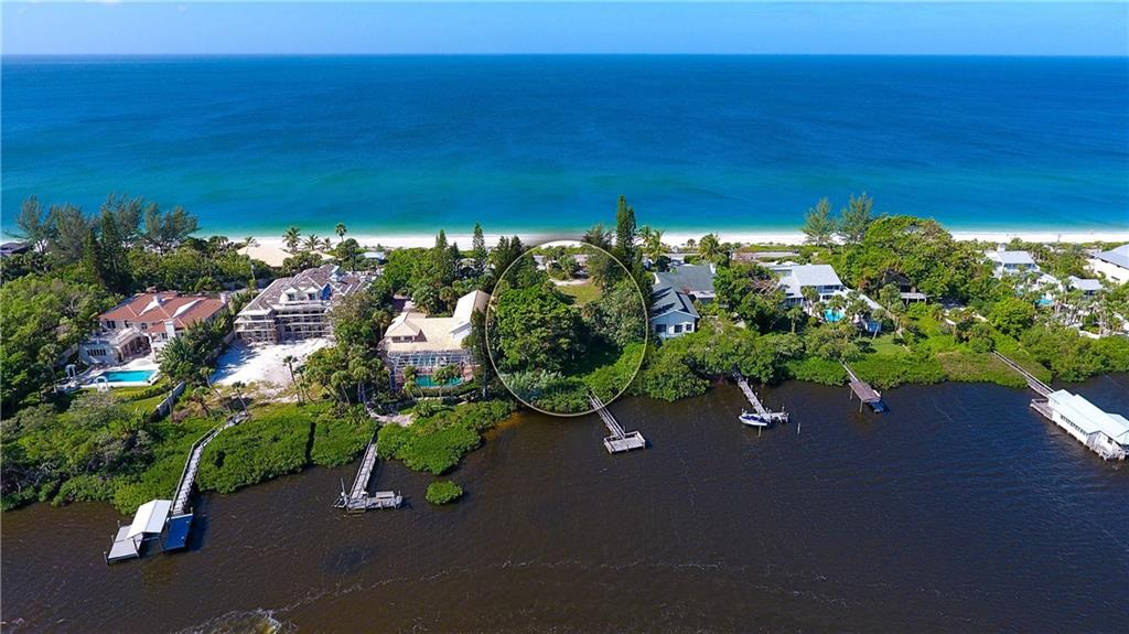 Deed beach access on White sandy beaches - Vacant Land for sale at 3220 Casey Key Rd, Nokomis, FL 34275 - MLS Number is A4197366