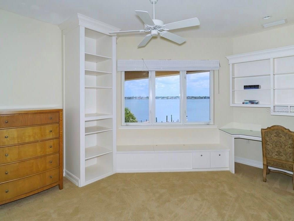 Upstairs bedroom - Single Family Home for sale at 8233 Midnight Pass Rd, Sarasota, FL 34242 - MLS Number is A4198436