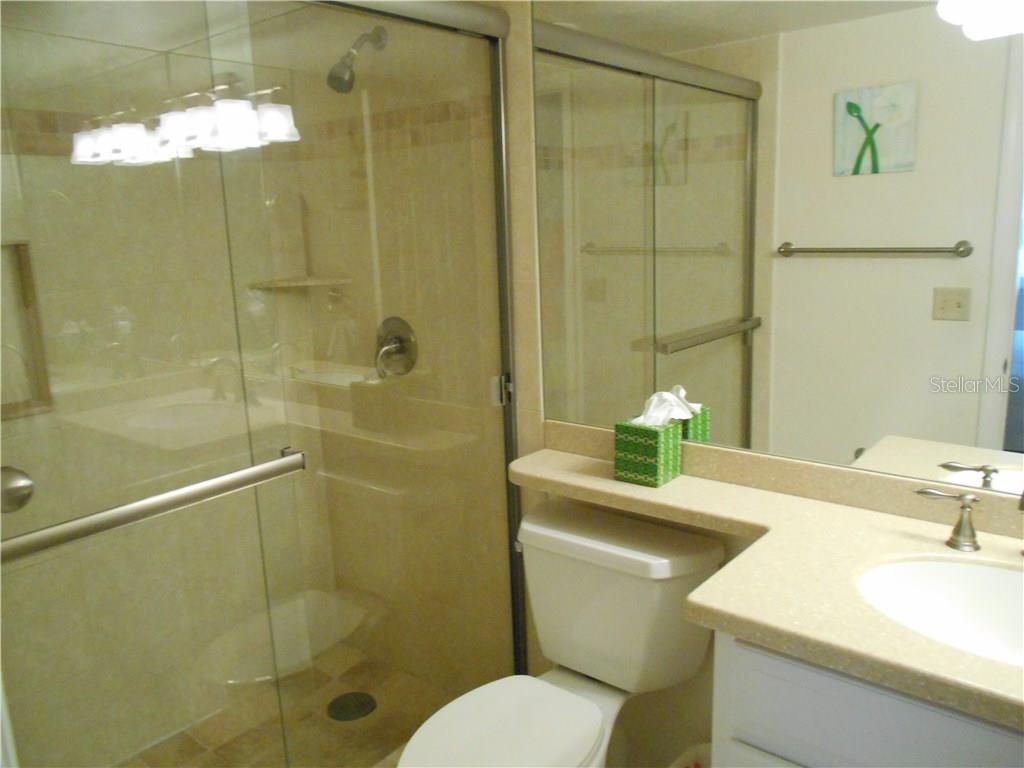2nd bathroom - Condo for sale at 5661 Midnight Pass Rd #403, Sarasota, FL 34242 - MLS Number is A4198451