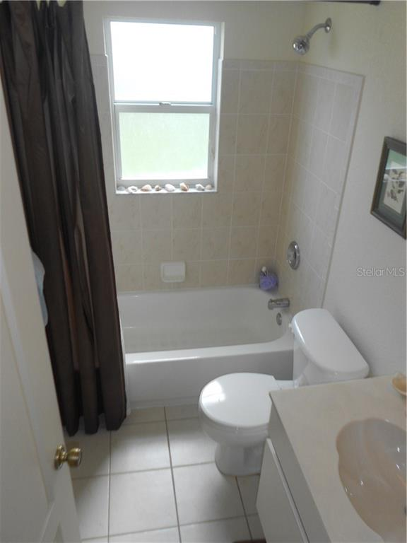 Guest Bathroom - Single Family Home for sale at 6320 Hera St, Englewood, FL 34224 - MLS Number is A4200968