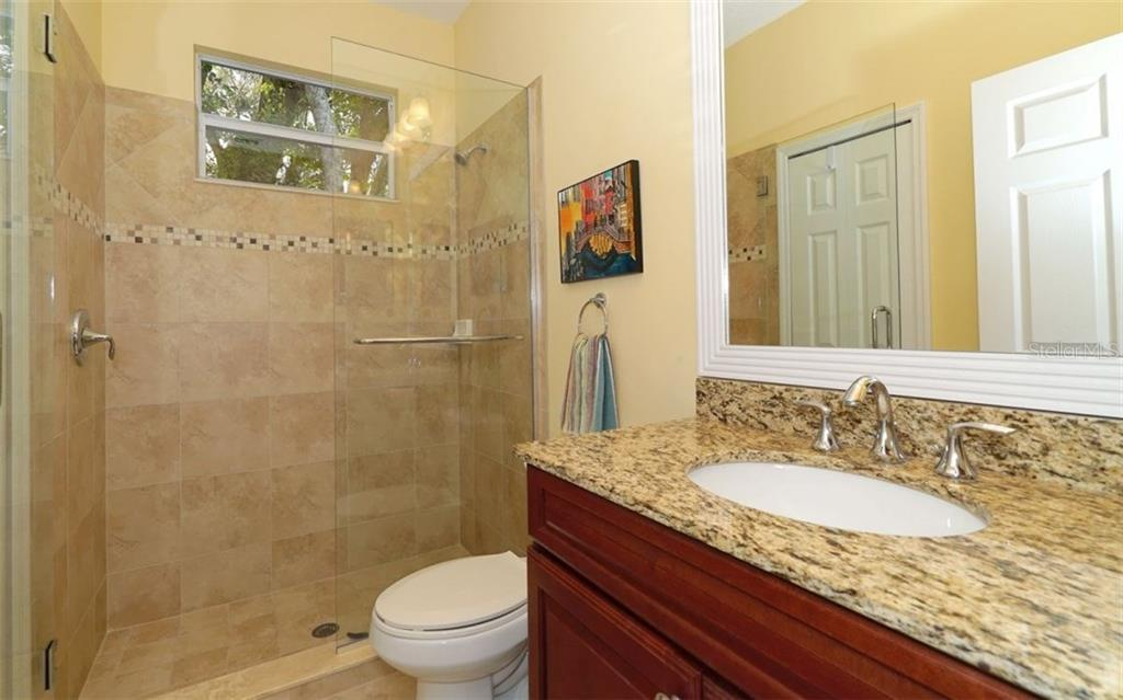 Full Guest/Pool Bath - Single Family Home for sale at 1746 Hillview St, Sarasota, FL 34239 - MLS Number is A4202985
