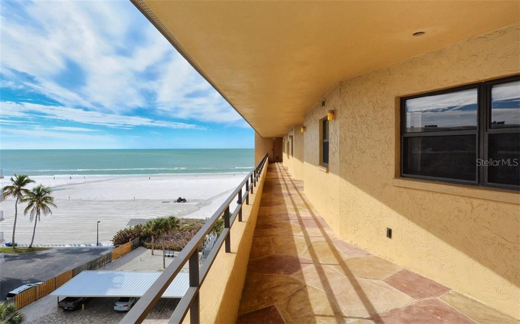 Walk out the front door. What a way to start the day! - Condo for sale at 5790 Midnight Pass Rd #704, Sarasota, FL 34242 - MLS Number is A4208095