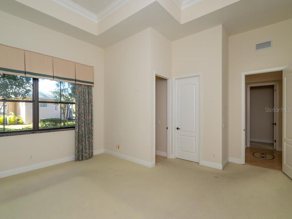 3rd Bedroom - Single Family Home for sale at 7715 Donald Ross Rd W, Sarasota, FL 34240 - MLS Number is A4208499