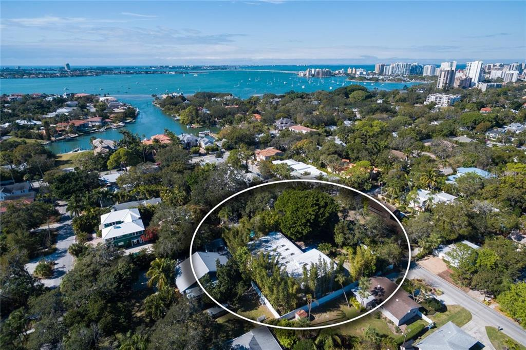 Single Family Home for sale at 1666 Bahia Vista St, Sarasota, FL 34239 - MLS Number is A4209599