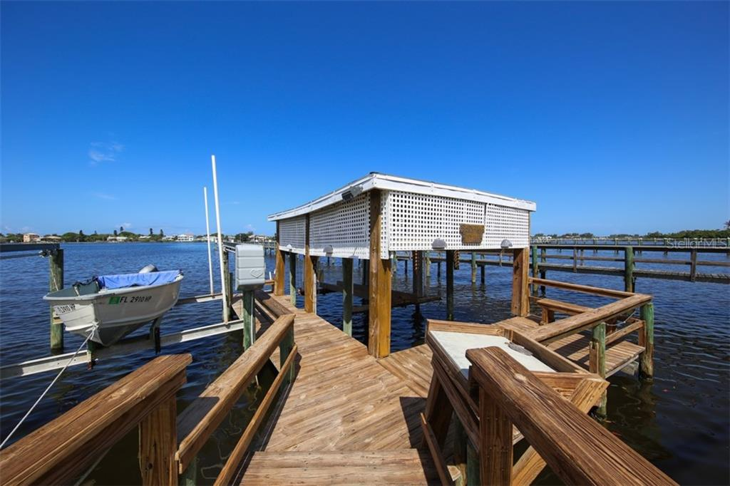 Has water and electric already hooked up - Single Family Home for sale at 1778 Bayshore Dr, Englewood, FL 34223 - MLS Number is A4405962
