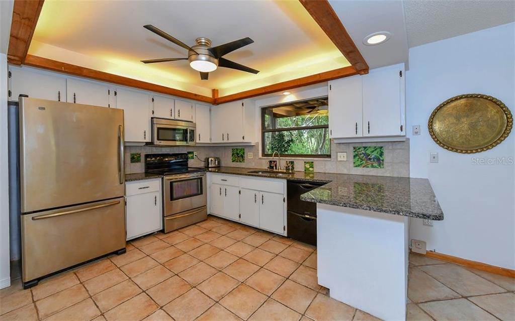 Updated Appliances in Kitchen - Single Family Home for sale at 1238 Sea Plume Way, Sarasota, FL 34242 - MLS Number is A4408272