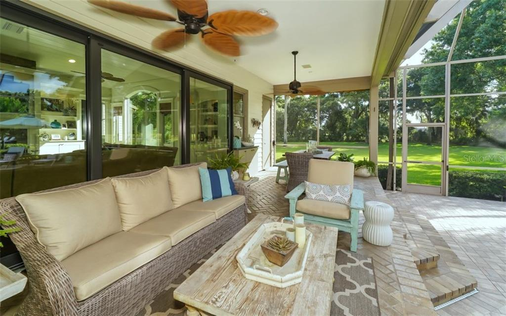 Lanai - Single Family Home for sale at 3183 Dick Wilson Dr, Sarasota, FL 34240 - MLS Number is A4412326