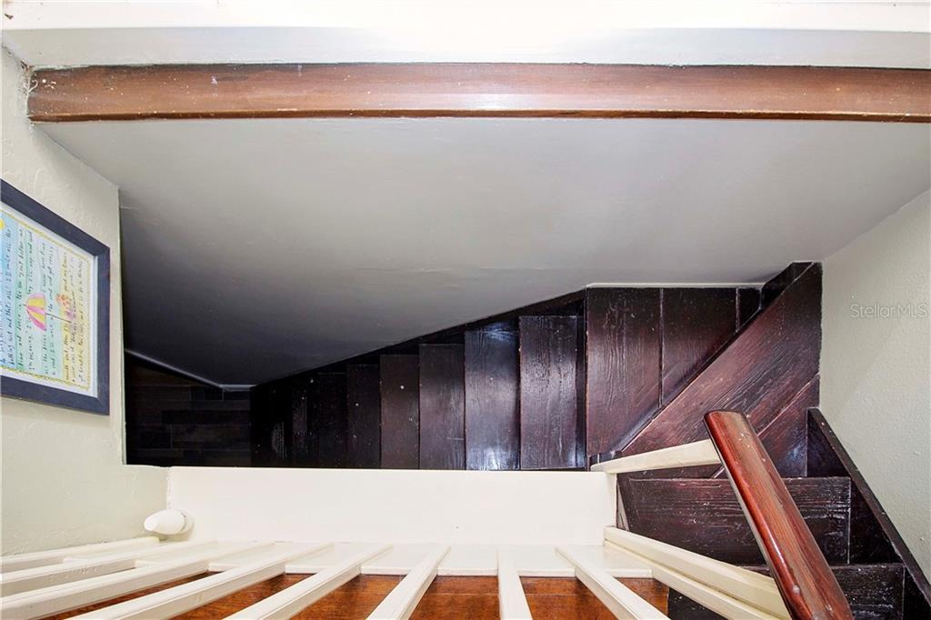 Inside Stairs - Single Family Home for sale at 1205 Sea Plume Way, Sarasota, FL 34242 - MLS Number is A4414083
