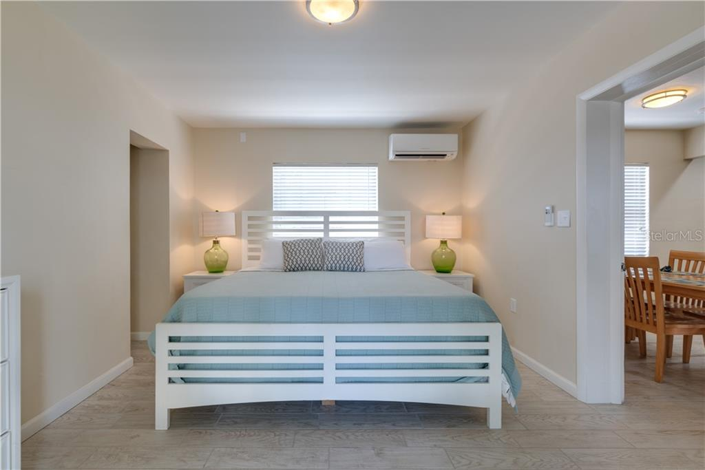 Elderberry Master Bedroom - Single Family Home for sale at 1101-1105 Point Of Rocks Rd, Sarasota, FL 34242 - MLS Number is A4415890