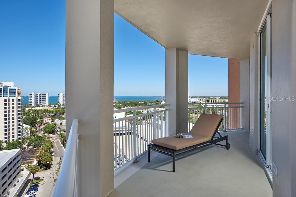 Fabulous bay and marina views. - Condo for sale at 1350 Main St #1406, Sarasota, FL 34236 - MLS Number is A4418200
