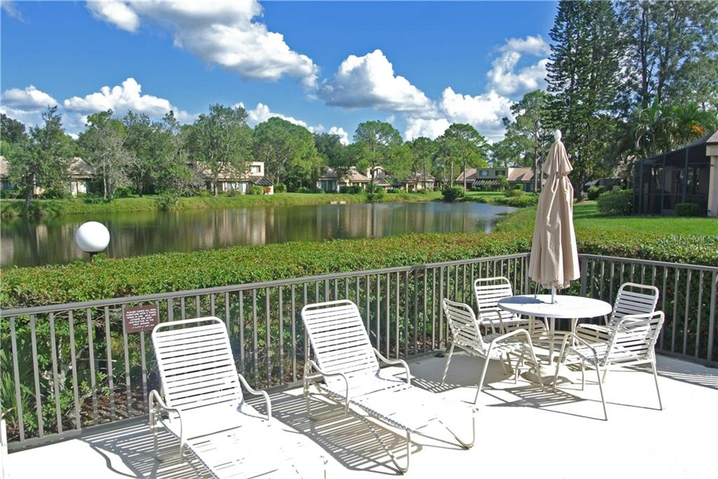 View of Springlake - Villa for sale at 5235 Myrtle Wood #18, Sarasota, FL 34235 - MLS Number is A4418558