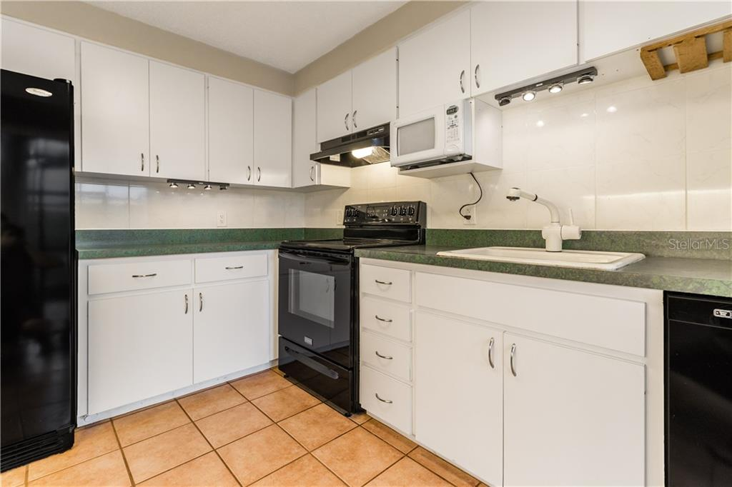 Under counter lights. - Villa for sale at 5235 Myrtle Wood #18, Sarasota, FL 34235 - MLS Number is A4418558