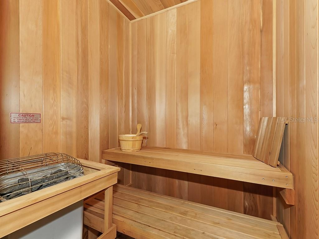Dry Sauna - Condo for sale at 2399 Gulf Of Mexico Dr #3c3, Longboat Key, FL 34228 - MLS Number is A4421722