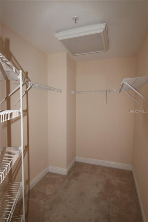 Walk In Closet - Condo for sale at 501 Haben Blvd #504, Palmetto, FL 34221 - MLS Number is A4421758