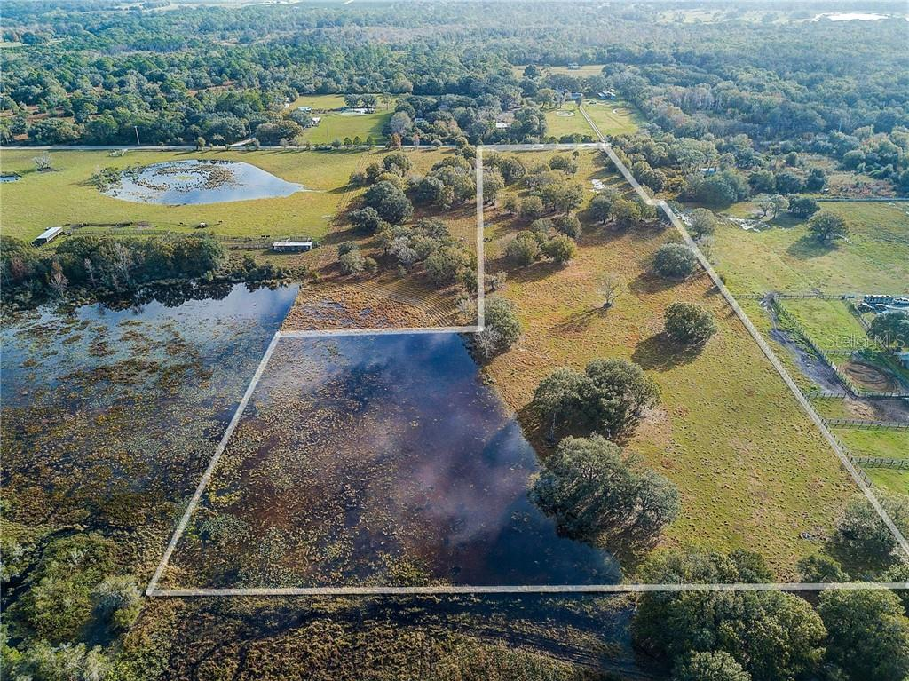 Water only in back of lot when heavy rain season, this is not wetlands - Vacant Land for sale at Myakka Rd, Sarasota, FL 34240 - MLS Number is A4422434