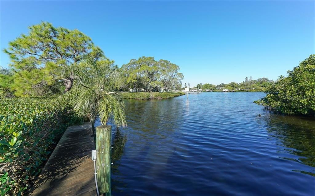 16' Dock and bayou - great water skiing! - Single Family Home for sale at 510 63rd St Nw, Bradenton, FL 34209 - MLS Number is A4424601