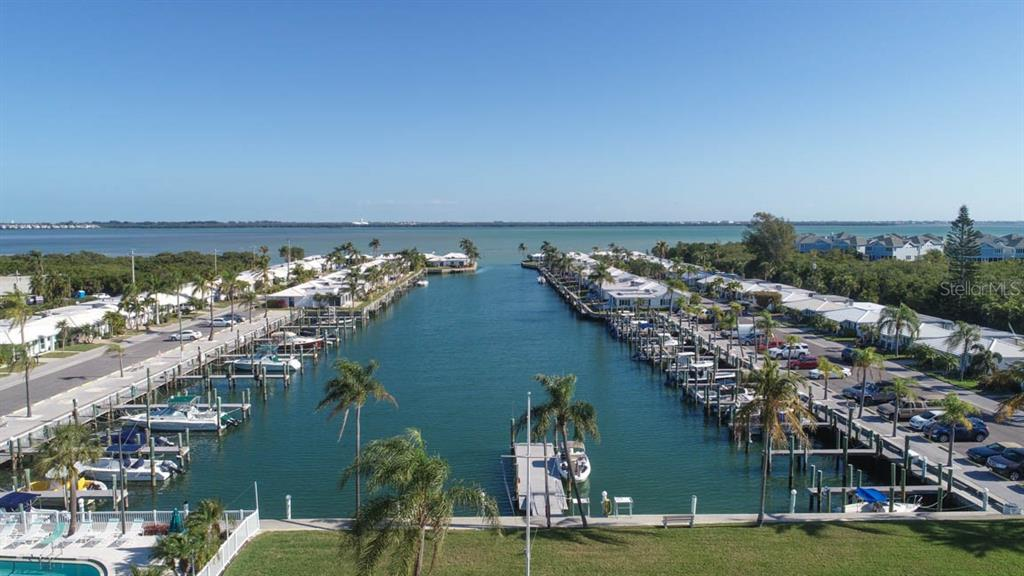 Marina - Condo for sale at 866 Spanish Dr S #0, Longboat Key, FL 34228 - MLS Number is A4425105