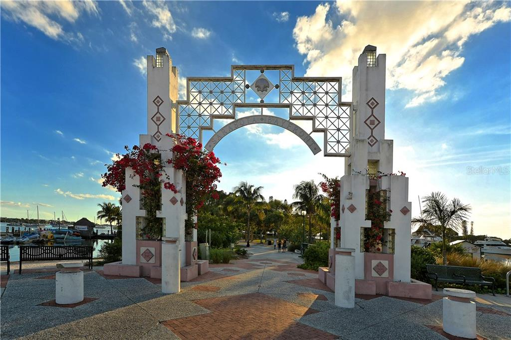 Gateway to Bayside Park in downtown Sarasota. - Condo for sale at 1283 Fruitville Rd #a, Sarasota, FL 34236 - MLS Number is A4426039