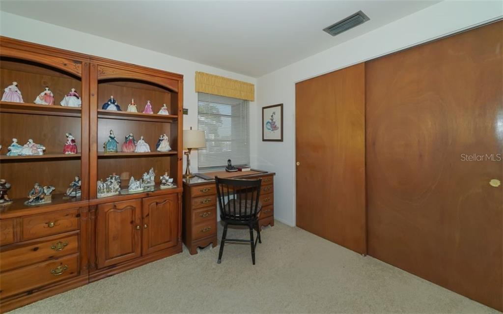 3rd Bedroom / Office - Single Family Home for sale at 935 Contento St, Sarasota, FL 34242 - MLS Number is A4431223