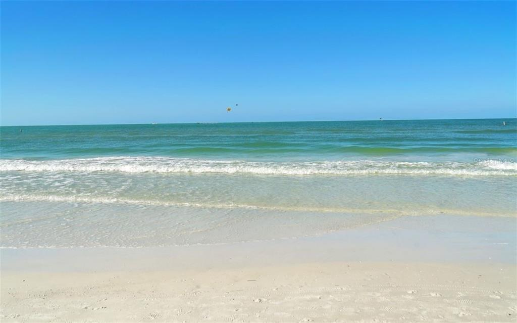 Why is the sand at Siesta Key Beach so white?  It's 99% ground QUARTZ!, originating from the Appalachian mountains. - Single Family Home for sale at 935 Contento St, Sarasota, FL 34242 - MLS Number is A4431223