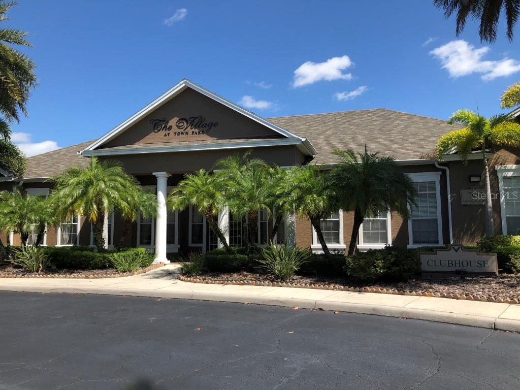 Village at Townpark Clubhouse - Condo for sale at 8923 Manor Loop #106, Lakewood Ranch, FL 34202 - MLS Number is A4434002