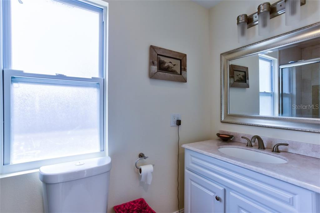 In Law Apt Bathroom. - Single Family Home for sale at 2322 Cadillac St, Sarasota, FL 34231 - MLS Number is A4440841