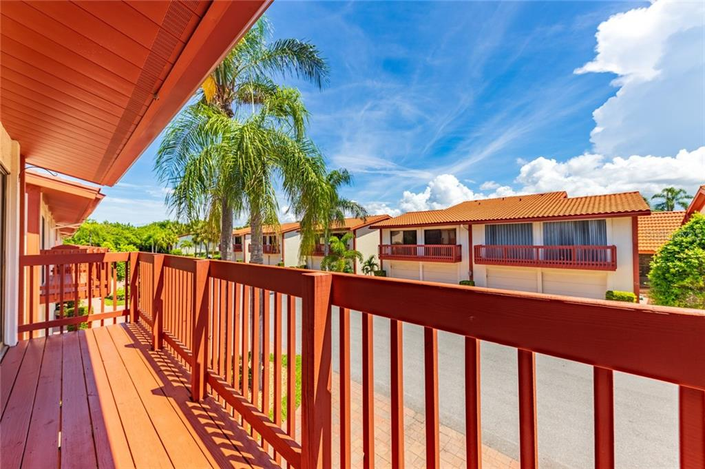 Balcony - Townhouse for sale at 734 Sorrento Inlt, Nokomis, FL 34275 - MLS Number is A4441958
