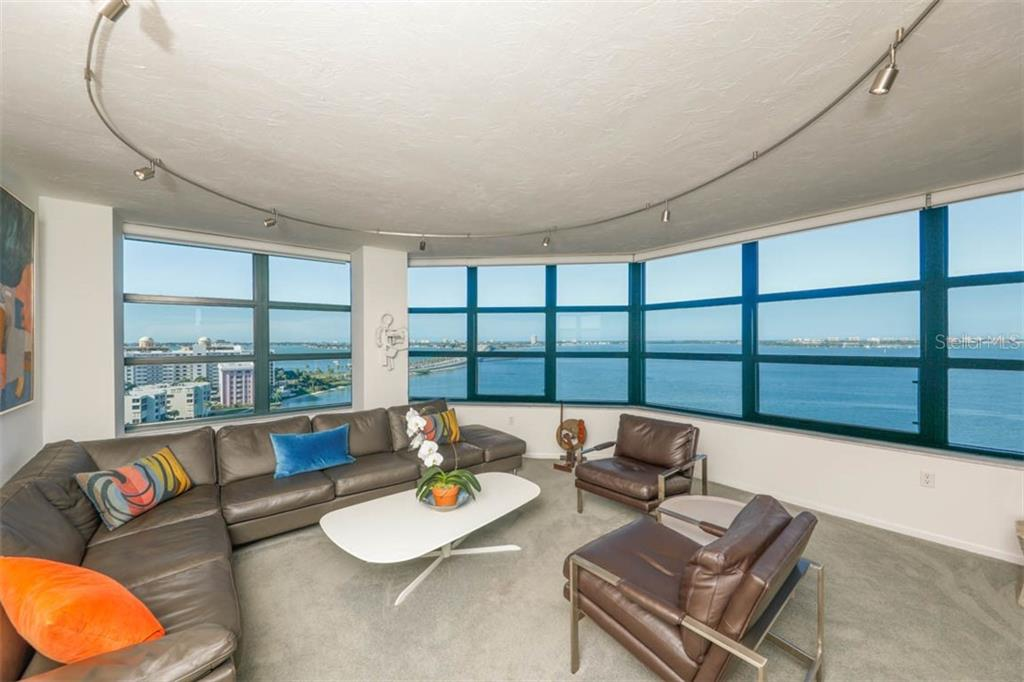 Condo on the Bay Amendment - Condo for sale at 888 Blvd Of The Arts #1505, Sarasota, FL 34236 - MLS Number is A4442061