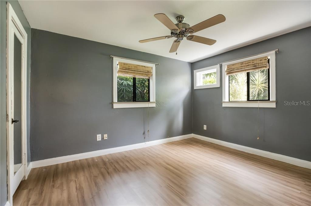 Large second bedroom. - Single Family Home for sale at 1763 6th St, Sarasota, FL 34236 - MLS Number is A4442510