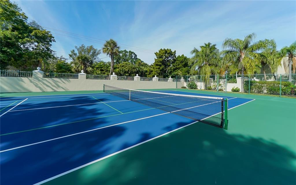 Tennis & Pickleball out your front door! - Condo for sale at 3994 Hamilton Club Cir #18, Sarasota, FL 34242 - MLS Number is A4455281