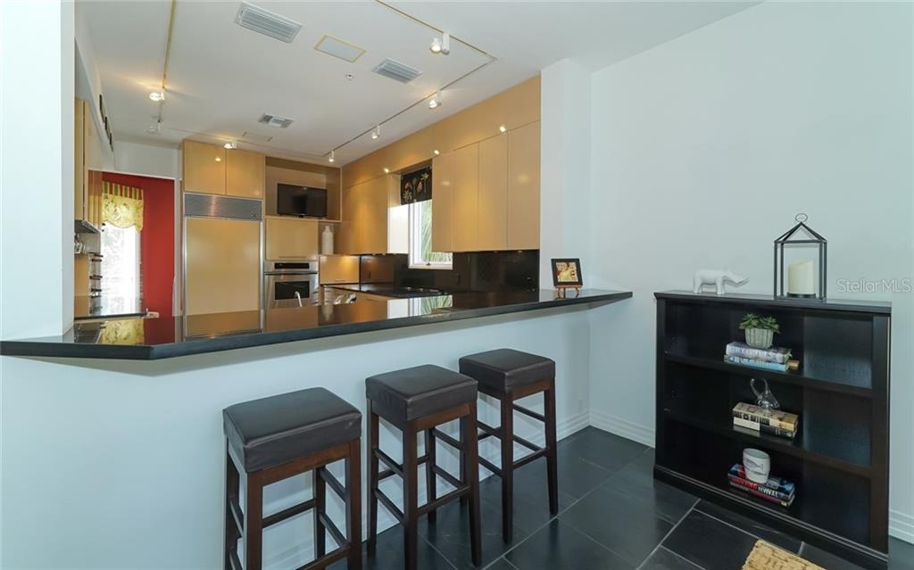 Open plan fro entertaining! - Condo for sale at 3994 Hamilton Club Cir #18, Sarasota, FL 34242 - MLS Number is A4455281