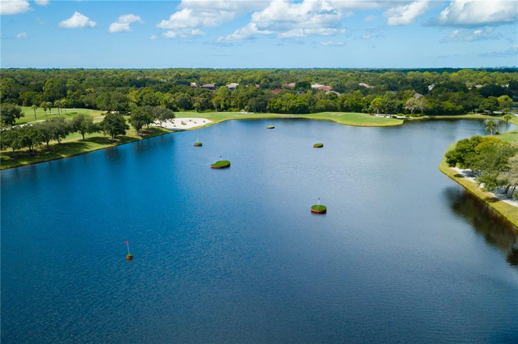 Aquatic Driving Range - Villa for sale at 4560 Samoset Dr, Sarasota, FL 34241 - MLS Number is A4455487