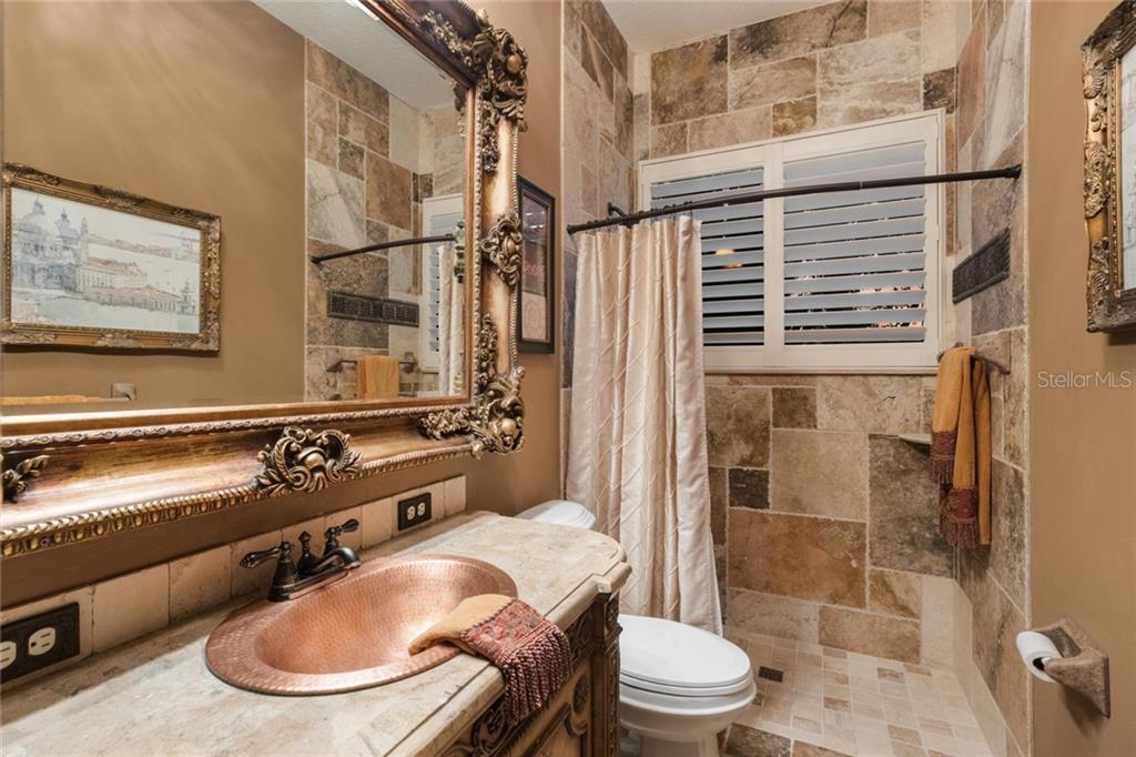 2nd bathroom - Single Family Home for sale at 1122 143rd St Ne, Bradenton, FL 34212 - MLS Number is A4458201