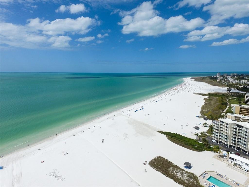 Casarina is situated on #1 Siesta Beach! - Condo for sale at 5880 Midnight Pass Rd #911, Sarasota, FL 34242 - MLS Number is A4462559