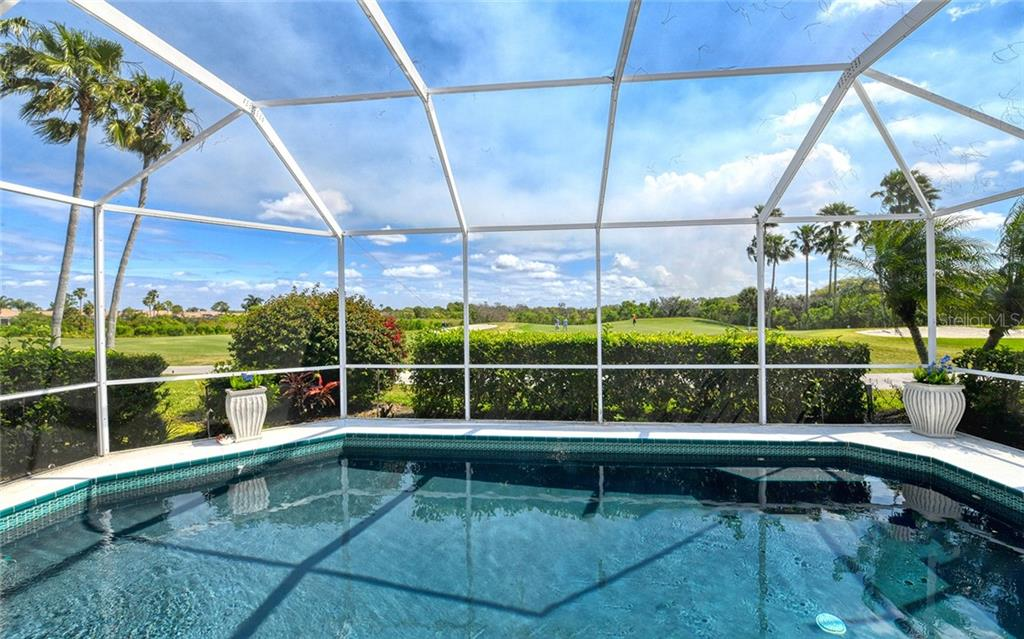 Wide views on golf course - Villa for sale at 4605 Samoset Dr, Sarasota, FL 34241 - MLS Number is A4463082