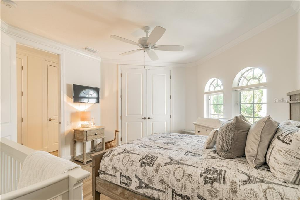 Bedroom 3 - Single Family Home for sale at 1418 John Ringling Pkwy, Sarasota, FL 34236 - MLS Number is A4467093